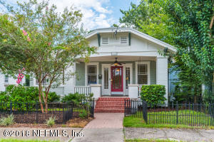 Photo of 1041 Lark St, Jacksonville, Fl 32205 - MLS# 952459