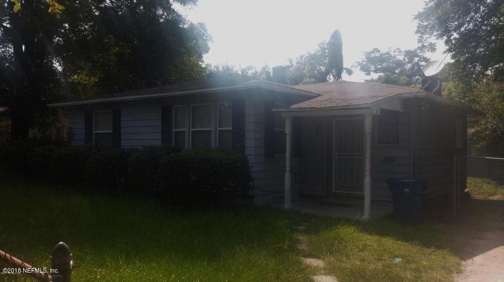 825 CORNWALLIS, JACKSONVILLE, FLORIDA 32208, 3 Bedrooms Bedrooms, ,1 BathroomBathrooms,Residential - single family,For sale,CORNWALLIS,952342