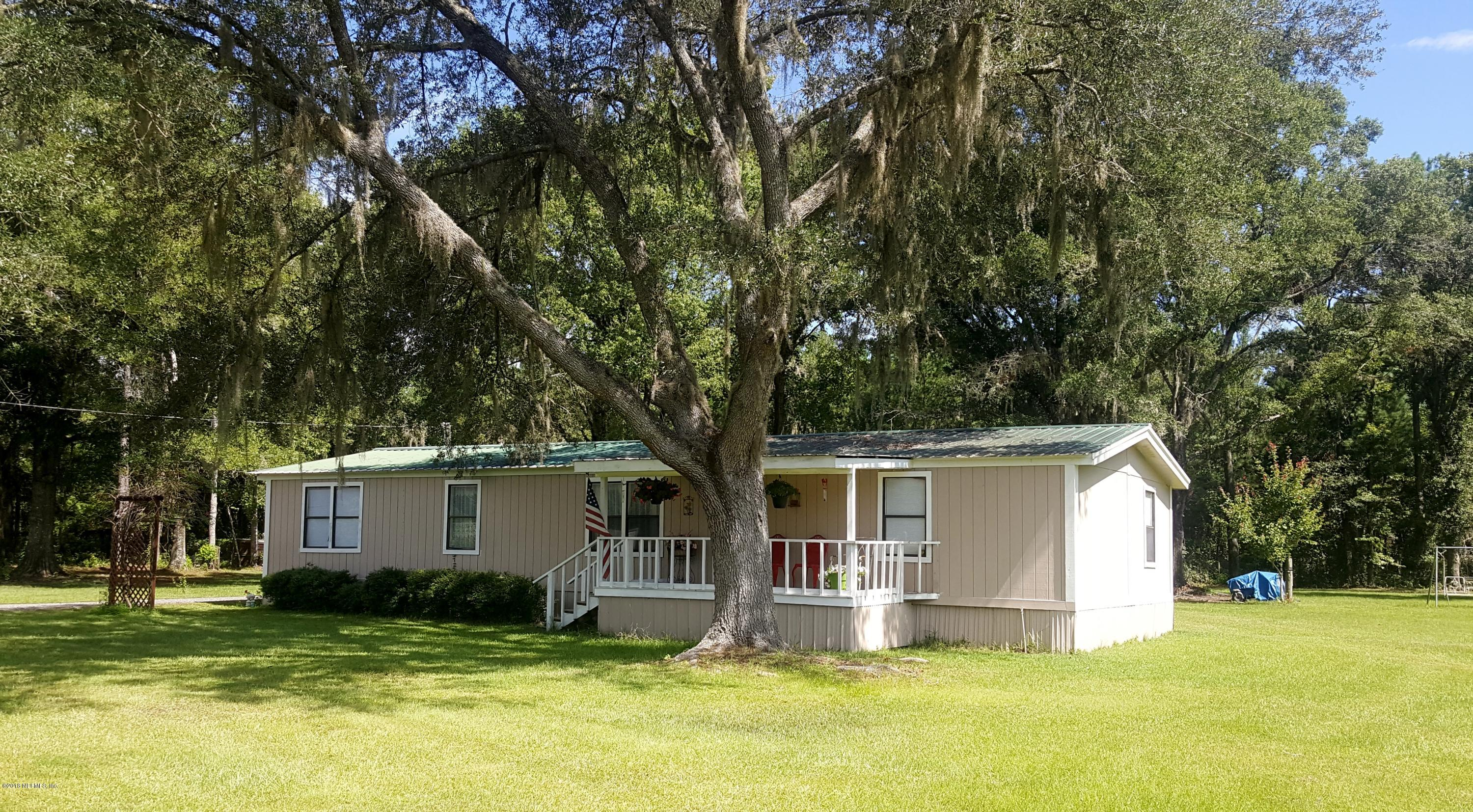 12705 STATE ROAD 100, LAKE BUTLER, FLORIDA 32054, 3 Bedrooms Bedrooms, ,2 BathroomsBathrooms,Residential - mobile home,For sale,STATE ROAD 100,952359