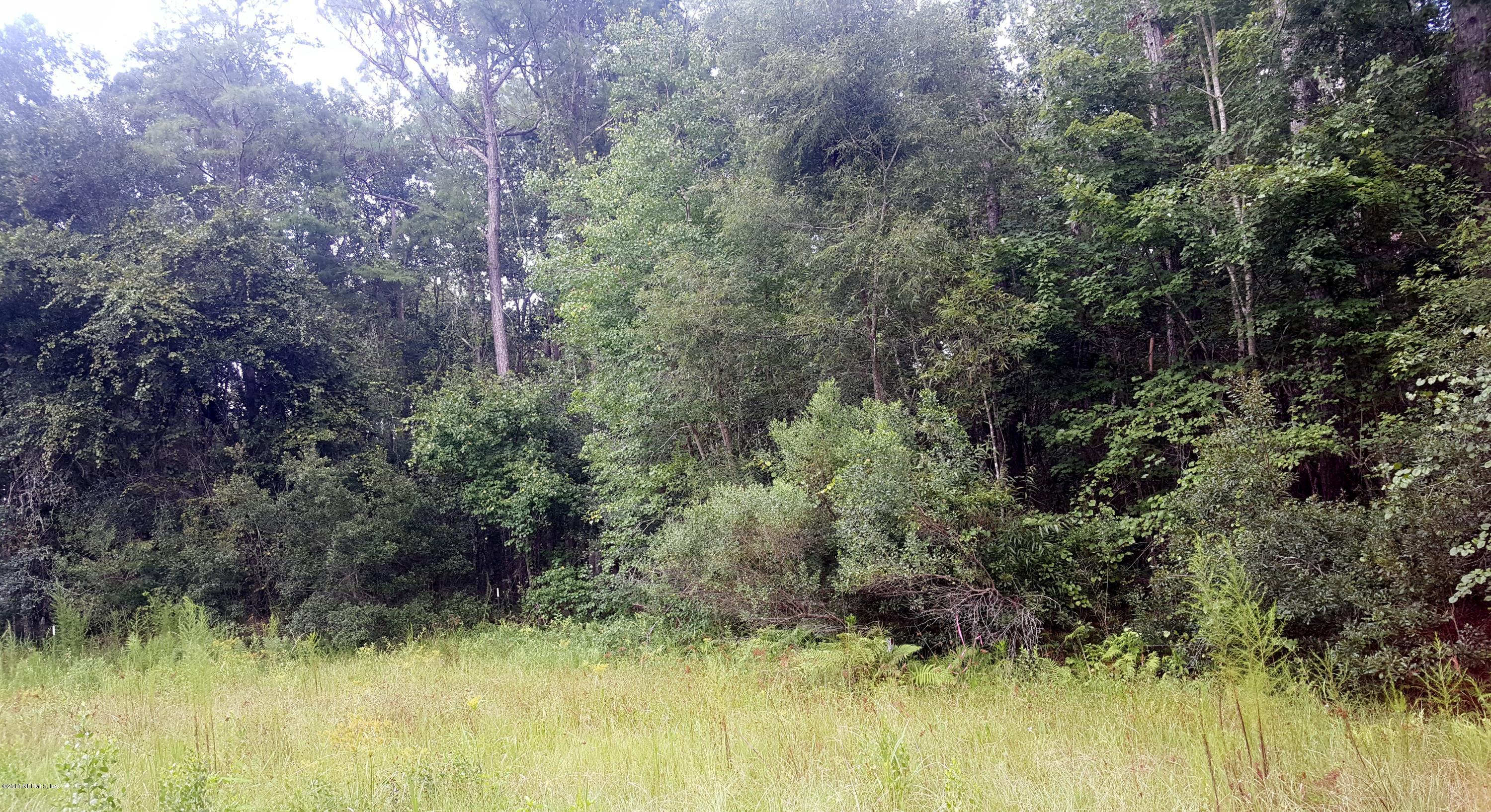 0000 130TH, STARKE, FLORIDA 32091, ,Vacant land,For sale,130TH,952361