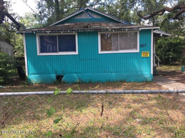 1611 33RD, JACKSONVILLE, FLORIDA 32209, 2 Bedrooms Bedrooms, ,1 BathroomBathrooms,Residential - single family,For sale,33RD,952377