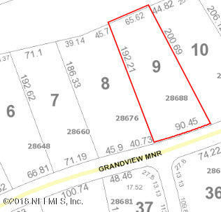 28688 GRANDVIEW, YULEE, FLORIDA 32097, ,Vacant land,For sale,GRANDVIEW,952547