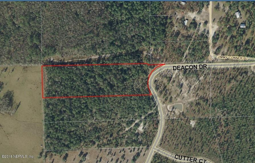 64 DEACON, BRYCEVILLE, FLORIDA 32009, ,Vacant land,For sale,DEACON,952630