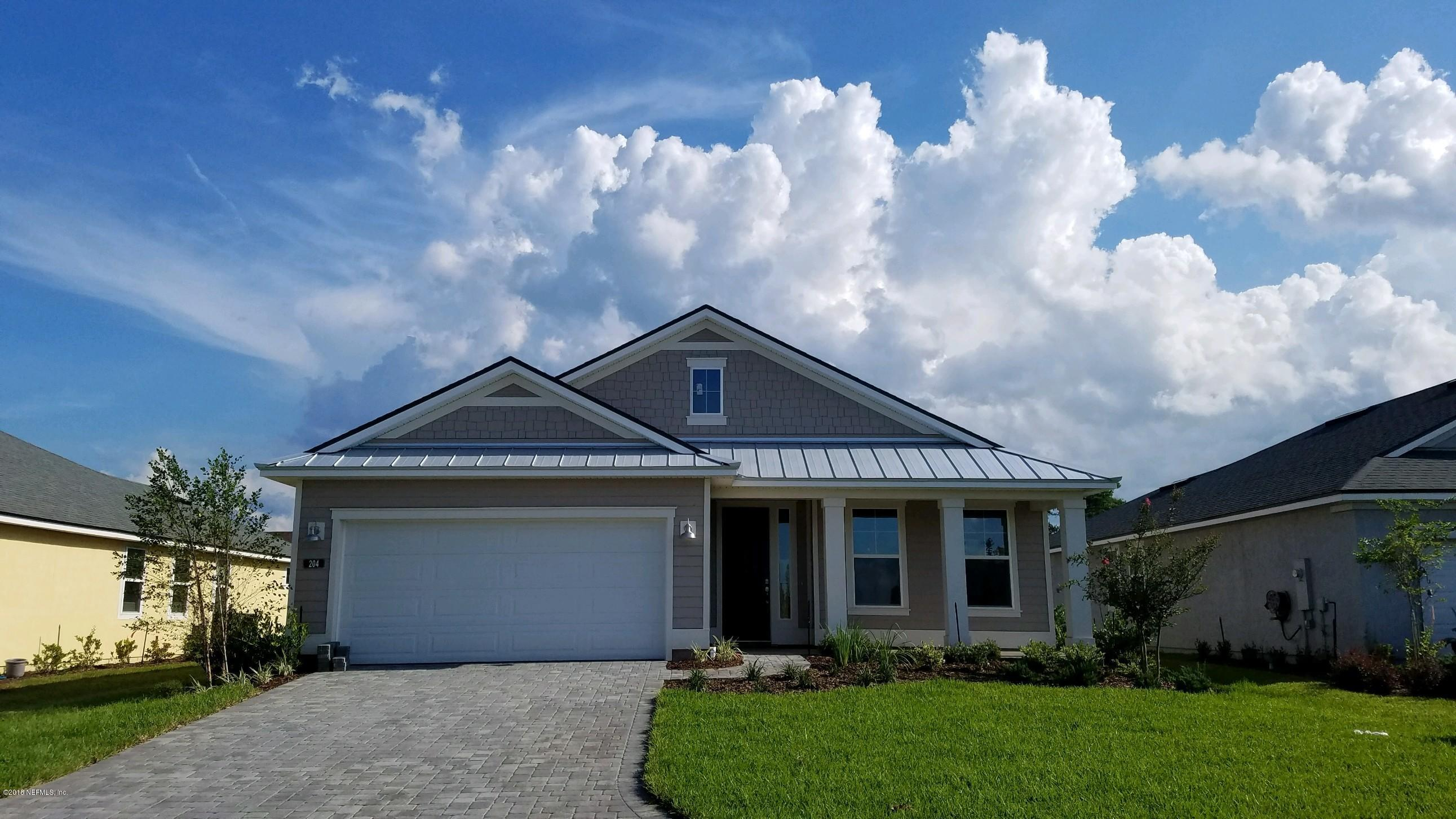 204 SANDSTONE, ST AUGUSTINE, FLORIDA 32086, 3 Bedrooms Bedrooms, ,2 BathroomsBathrooms,Residential - single family,For sale,SANDSTONE,952708