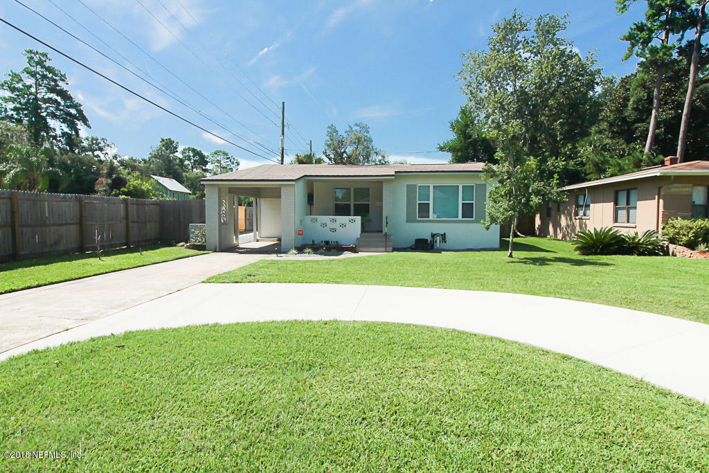 1934 DUNSFORD, JACKSONVILLE, FLORIDA 32207, 3 Bedrooms Bedrooms, ,3 BathroomsBathrooms,Residential - single family,For sale,DUNSFORD,952897