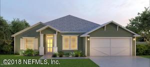 10724 LAWSON BRANCH CT, LOT 8, JACKSONVILLE, FL 32257