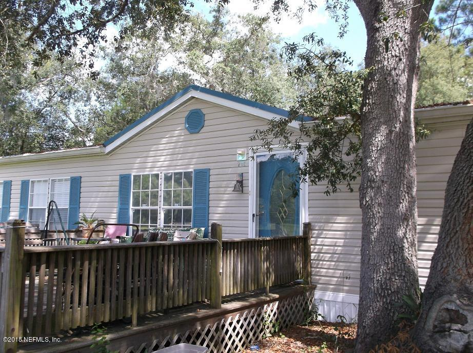 202 CANINE, INTERLACHEN, FLORIDA 32148, 3 Bedrooms Bedrooms, ,2 BathroomsBathrooms,Residential - mobile home,For sale,CANINE,953049