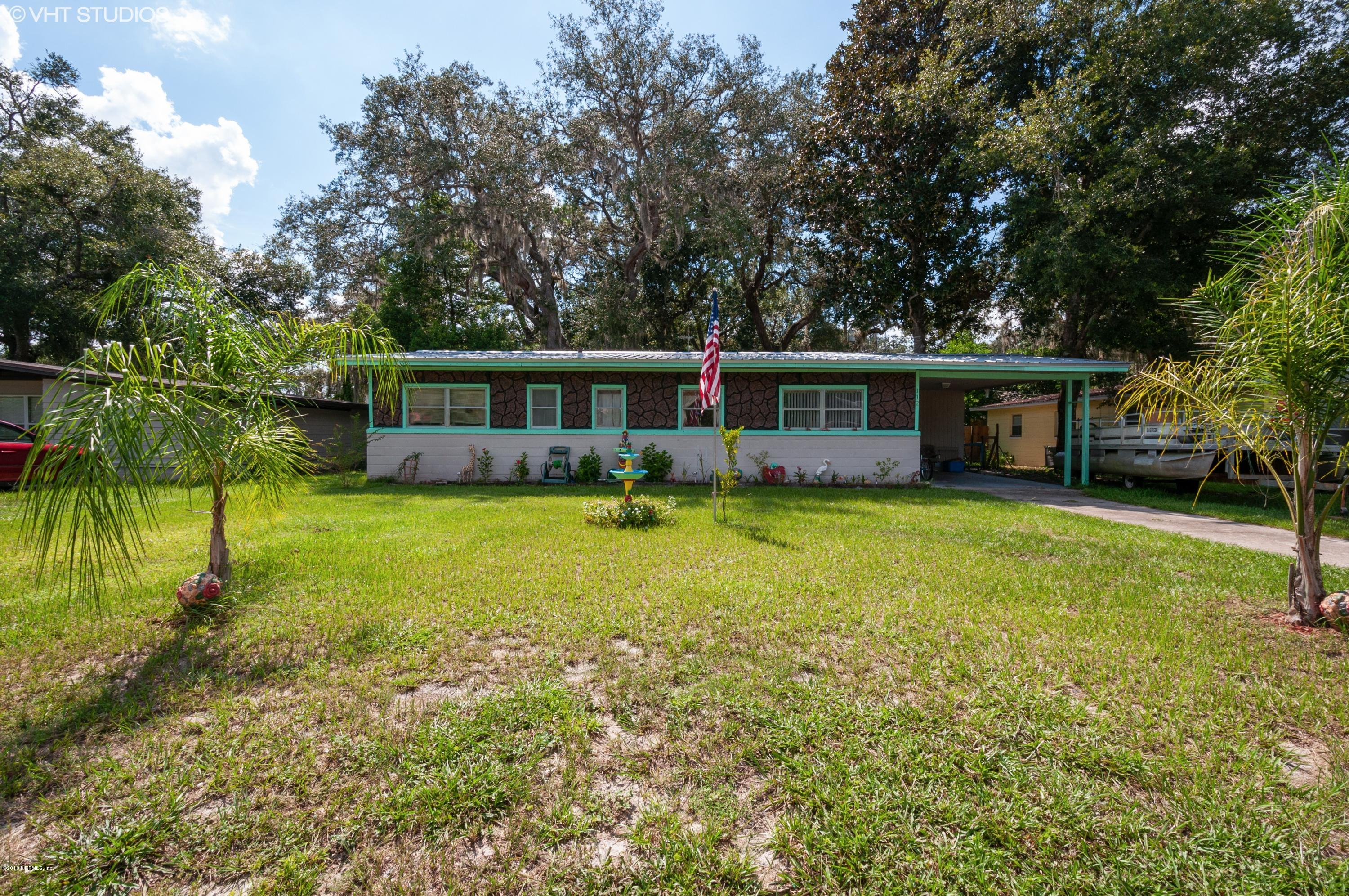 112 ASHLEY, PALATKA, FLORIDA 32177, 3 Bedrooms Bedrooms, ,2 BathroomsBathrooms,Residential - single family,For sale,ASHLEY,953529