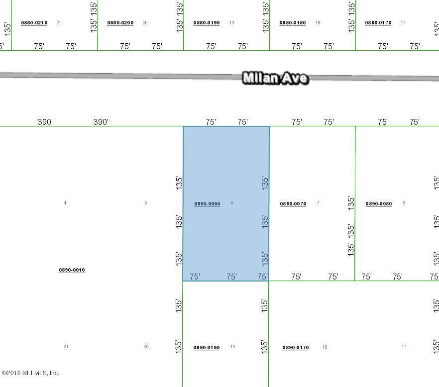 113 MILAN, INTERLACHEN, FLORIDA 32148, ,Vacant land,For sale,MILAN,953771