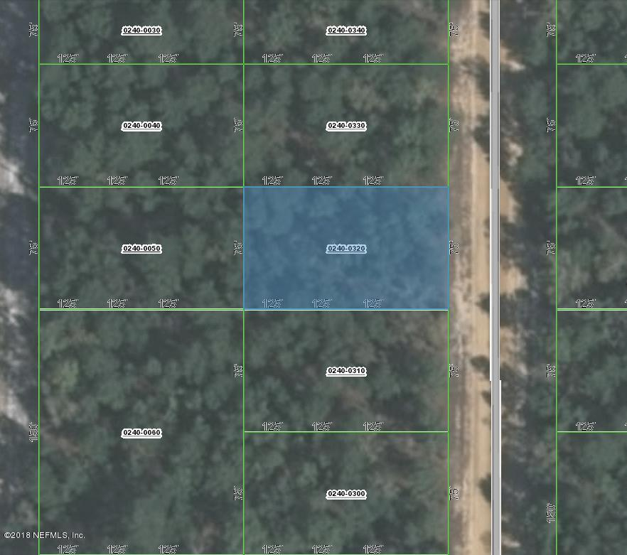 00 THERESA, INTERLACHEN, FLORIDA 32148, ,Vacant land,For sale,THERESA,953759