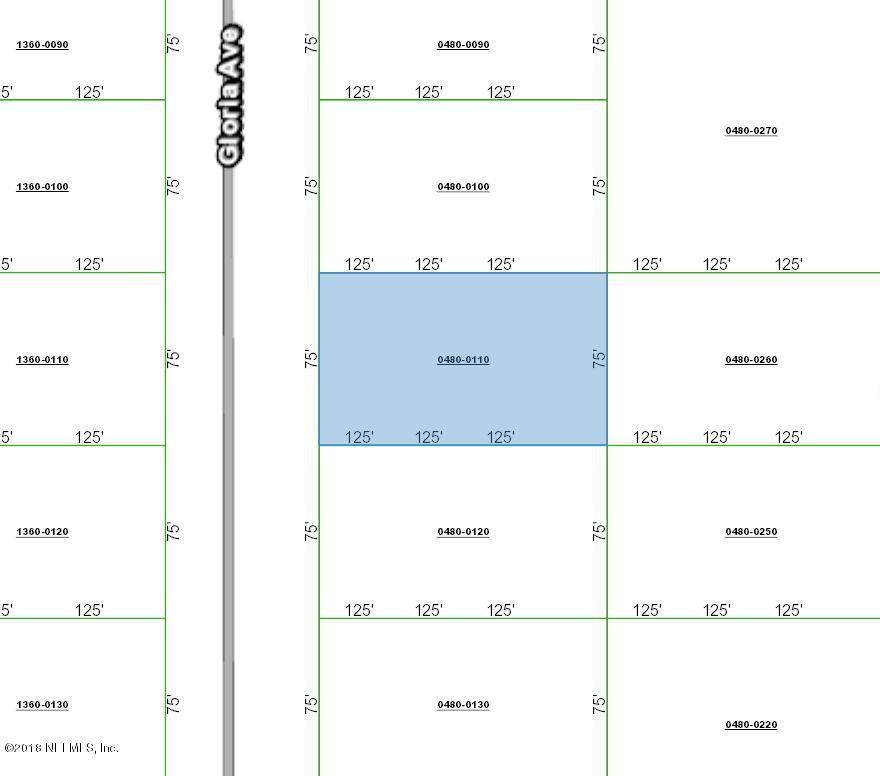0480-0110 GLORIA, INTERLACHEN, FLORIDA 32148, ,Vacant land,For sale,GLORIA,953964