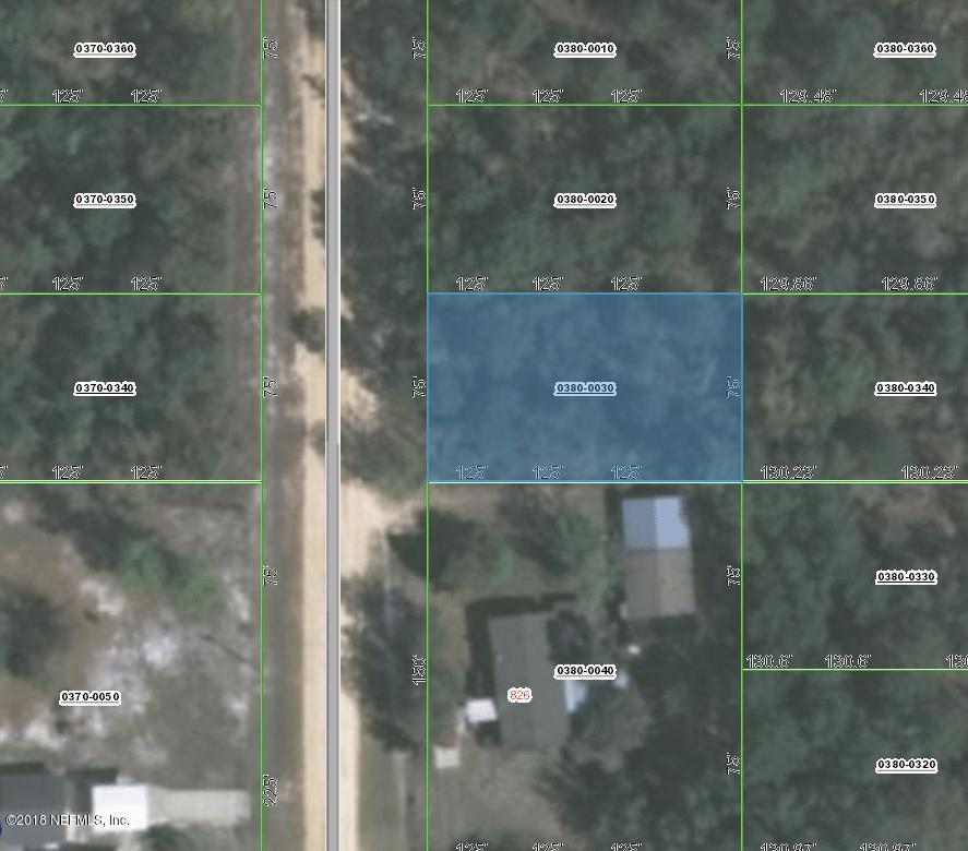 0380-0030 SELMA, INTERLACHEN, FLORIDA 32148, ,Vacant land,For sale,SELMA,953954