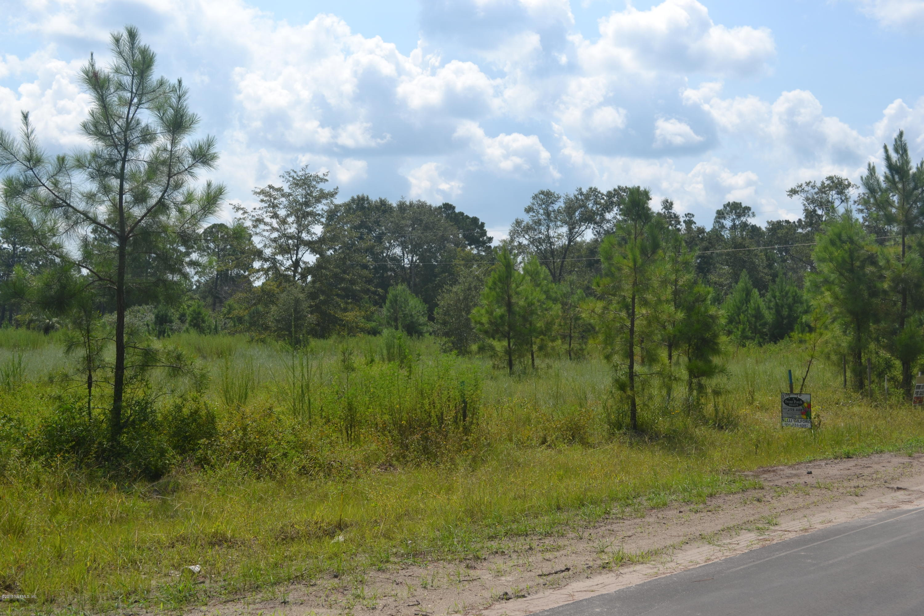 0 WOLFE, MACCLENNY, FLORIDA 32063, ,Vacant land,For sale,WOLFE,953809