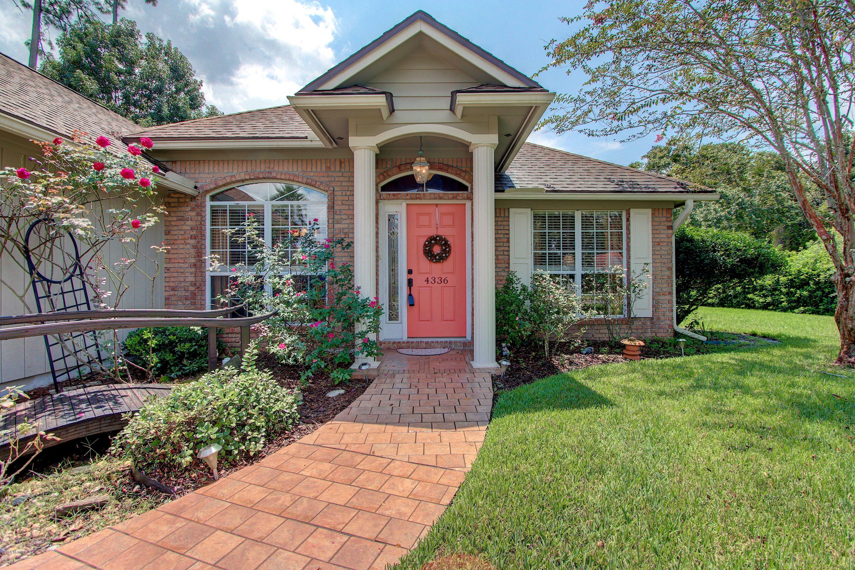 4336 HOLLYGATE, JACKSONVILLE, FLORIDA 32258, 4 Bedrooms Bedrooms, ,2 BathroomsBathrooms,Residential - single family,For sale,HOLLYGATE,928624