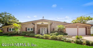 Photo of 3357 Royal Palm Dr, Jacksonville, Fl 32250 - MLS# 954009