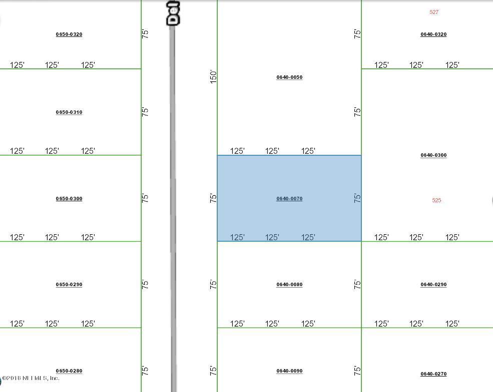 0640-0070 DEL MONACO, INTERLACHEN, FLORIDA 32148, ,Vacant land,For sale,DEL MONACO,954195