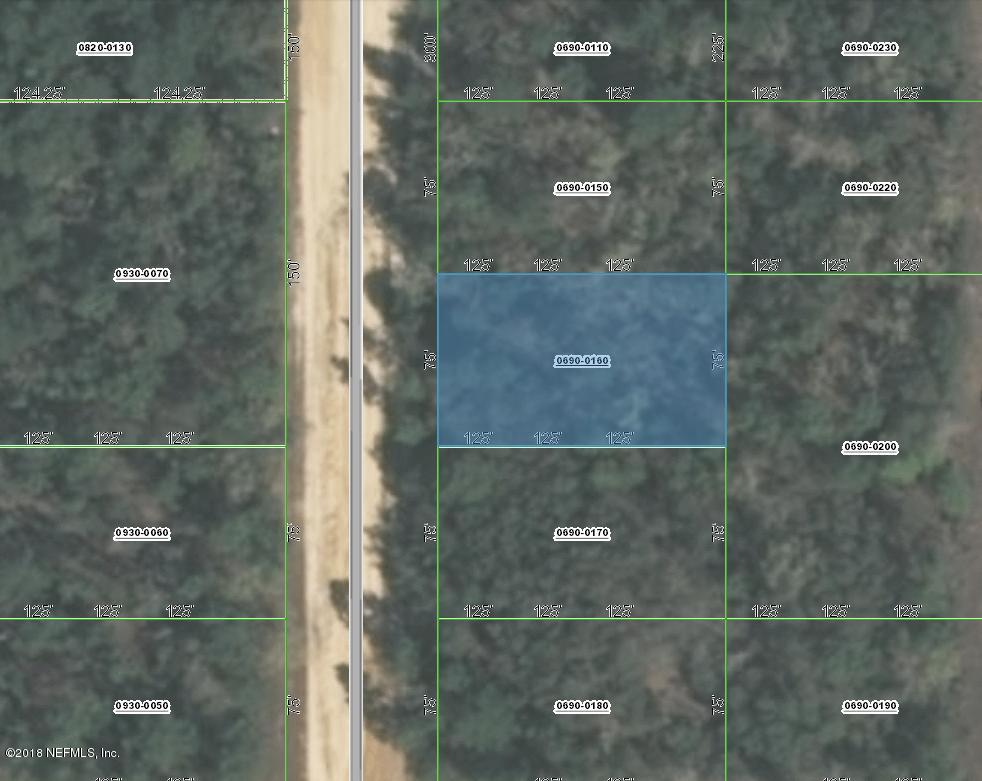 0690-0160 GLORIA, INTERLACHEN, FLORIDA 32148, ,Vacant land,For sale,GLORIA,954205