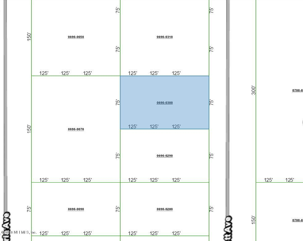 0690-0300 BRETT, INTERLACHEN, FLORIDA 32148, ,Vacant land,For sale,BRETT,954206