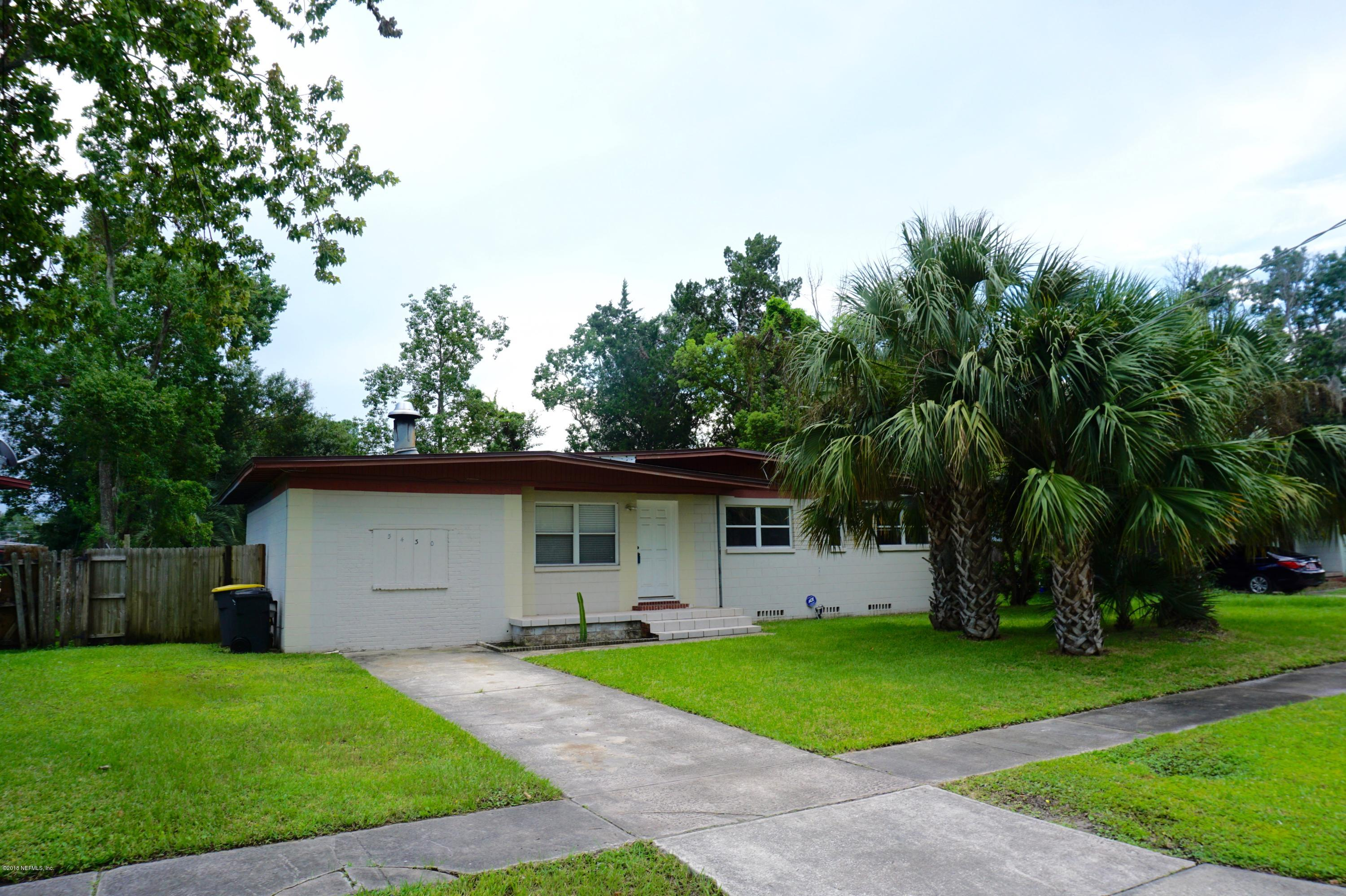 5430 SANTA MONICA, JACKSONVILLE, FLORIDA 32207, 3 Bedrooms Bedrooms, ,2 BathroomsBathrooms,Residential - single family,For sale,SANTA MONICA,954291