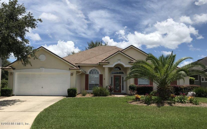 608 CHESTWOOD CHASE, ORANGE PARK, FLORIDA 32065, 4 Bedrooms Bedrooms, ,3 BathroomsBathrooms,Residential - single family,For sale,CHESTWOOD CHASE,954681