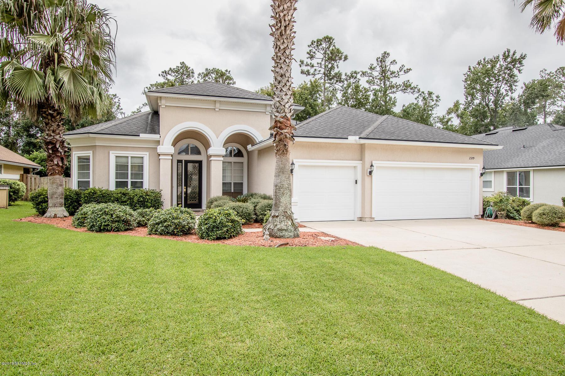 2379 STONEY GLEN, FLEMING ISLAND, FLORIDA 32003, 4 Bedrooms Bedrooms, ,3 BathroomsBathrooms,Residential - single family,For sale,STONEY GLEN,952724