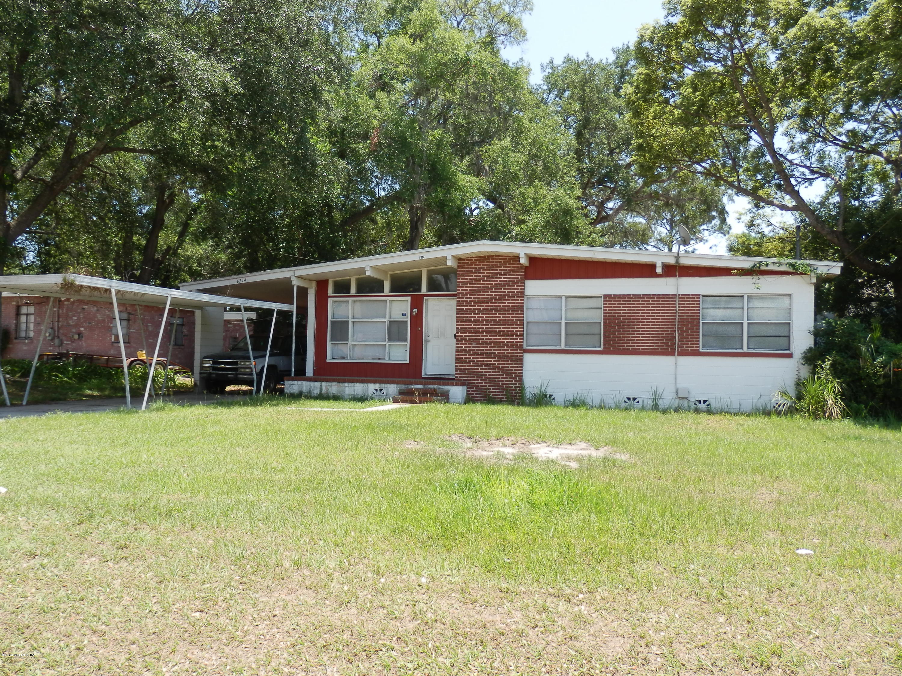 4714 QUARTERLAND, JACKSONVILLE, FLORIDA 32207, 3 Bedrooms Bedrooms, ,1 BathroomBathrooms,Residential - single family,For sale,QUARTERLAND,953730