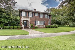 Photo of 1405 Edgewood Ave S, Jacksonville, Fl 32205 - MLS# 954805