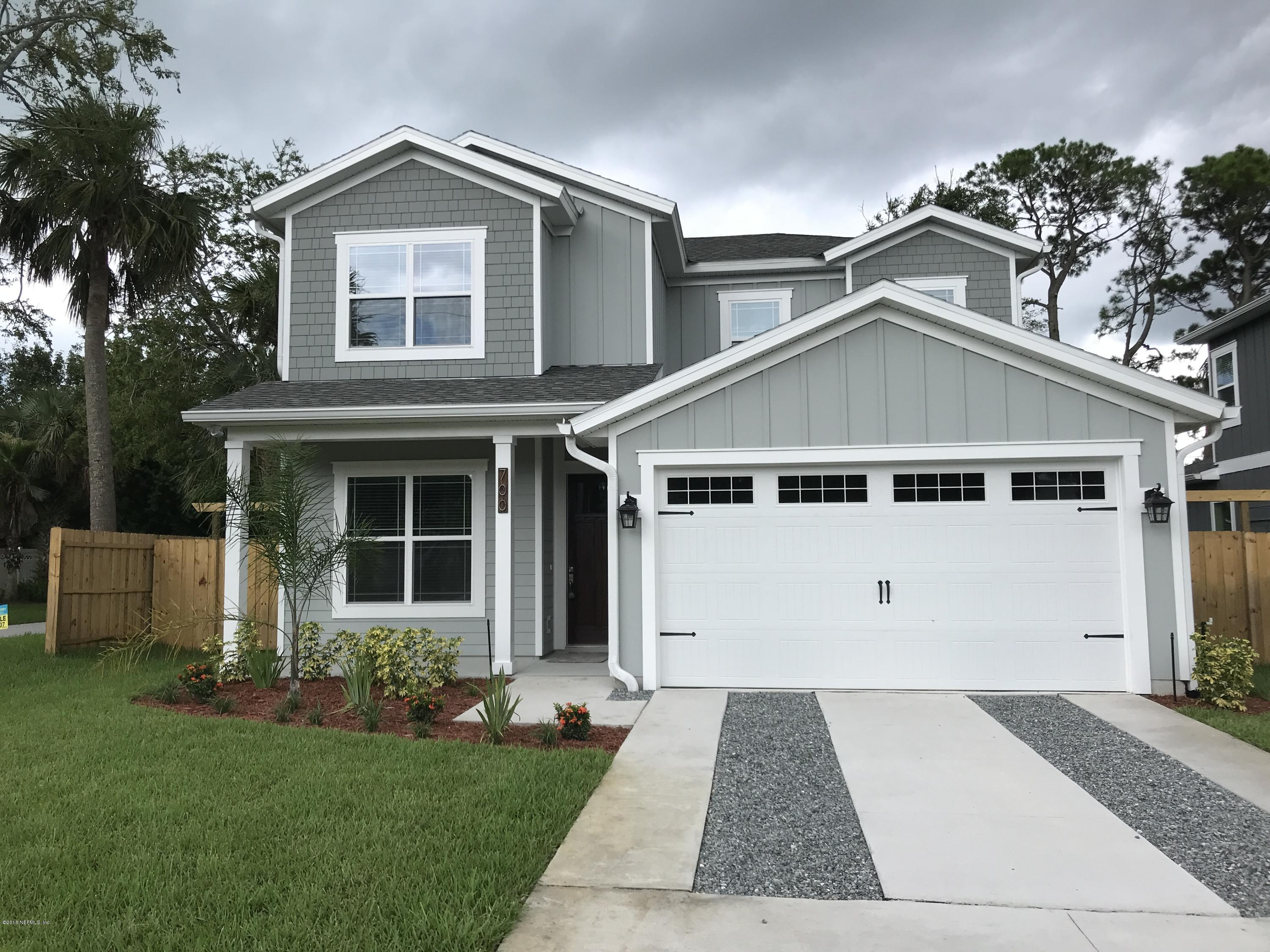 700 5TH, JACKSONVILLE BEACH, FLORIDA 32250, 4 Bedrooms Bedrooms, ,4 BathroomsBathrooms,Residential - single family,For sale,5TH,955262