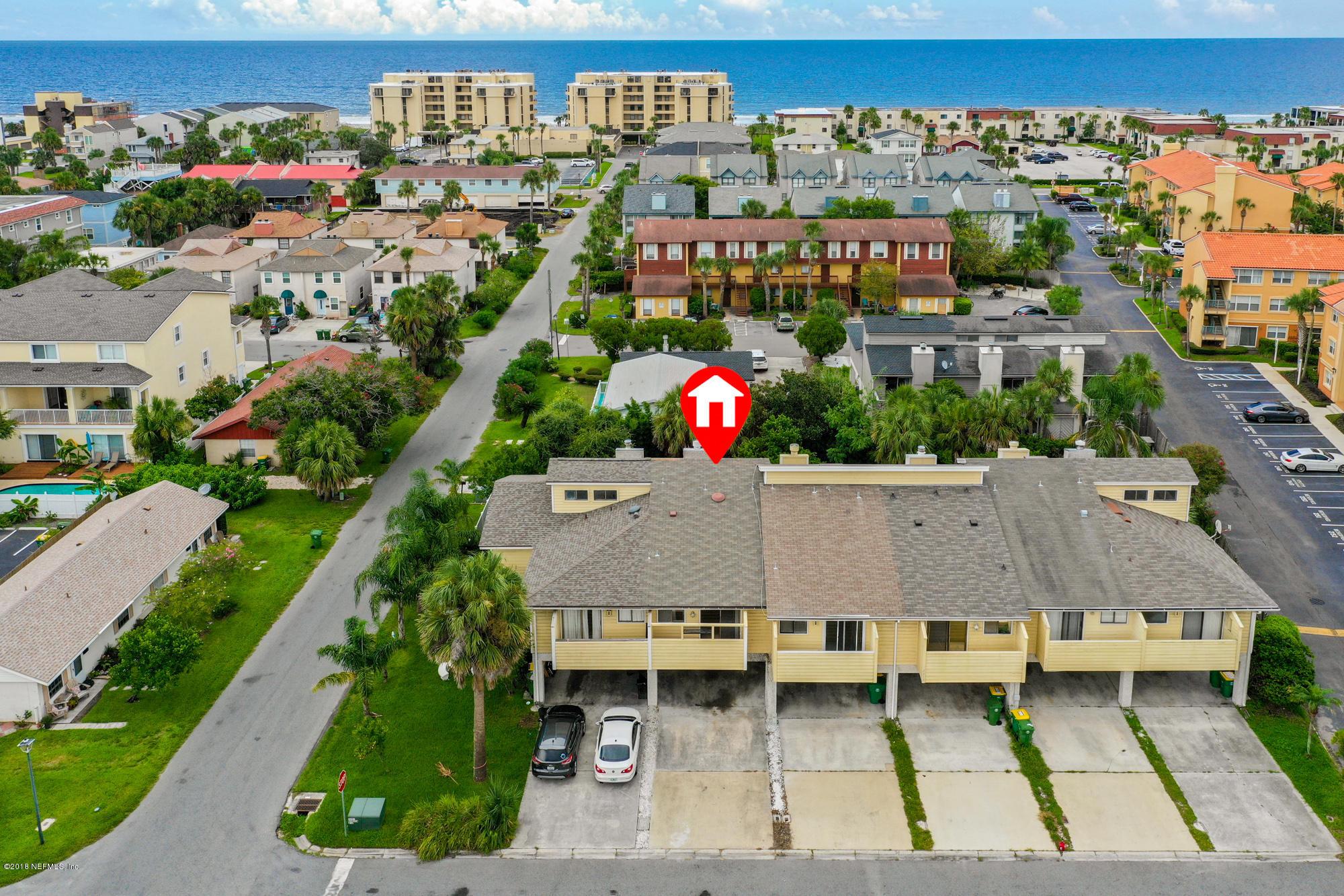 2207 GORDON, JACKSONVILLE BEACH, FLORIDA 32250, 2 Bedrooms Bedrooms, ,2 BathroomsBathrooms,Residential - townhome,For sale,GORDON,955332
