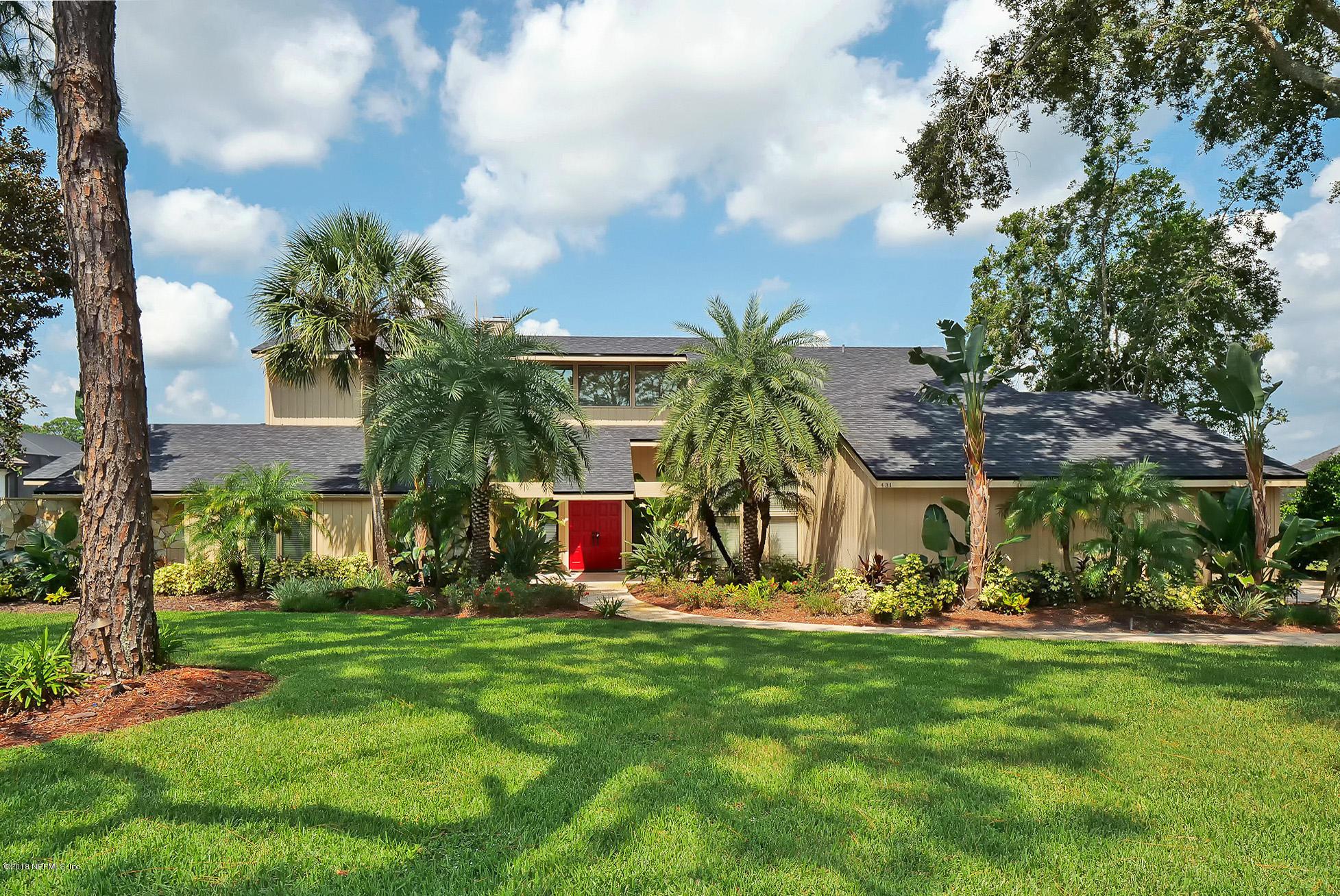 431 OSPREY, PONTE VEDRA BEACH, FLORIDA 32082, 3 Bedrooms Bedrooms, ,3 BathroomsBathrooms,Residential - single family,For sale,OSPREY,955405