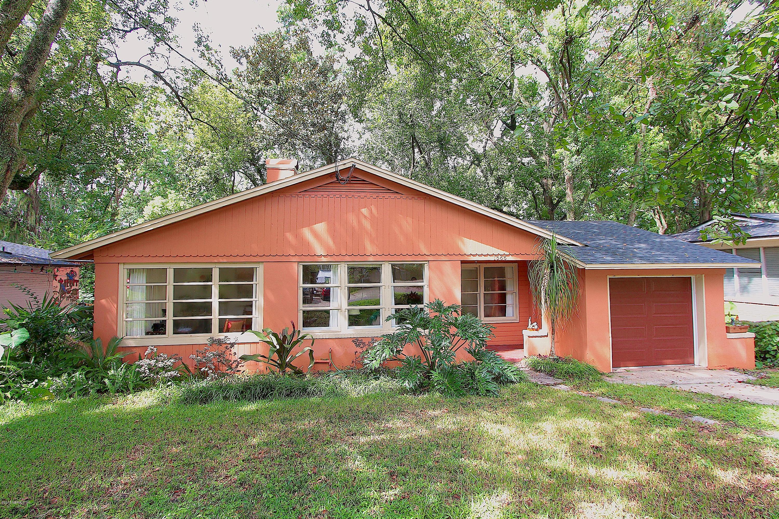 1566 GERALDINE, JACKSONVILLE, FLORIDA 32205, 3 Bedrooms Bedrooms, ,1 BathroomBathrooms,Residential - single family,For sale,GERALDINE,954182