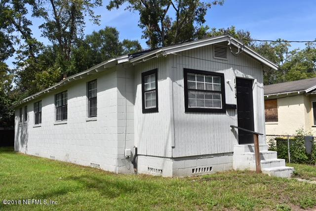 1413 21ST, JACKSONVILLE, FLORIDA 32209, 2 Bedrooms Bedrooms, ,1 BathroomBathrooms,Residential - single family,For sale,21ST,952764