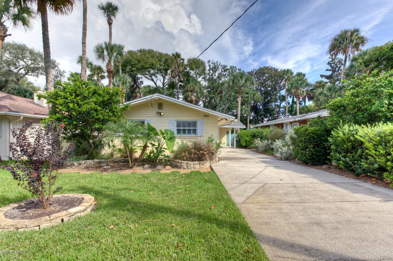 369 10TH, ATLANTIC BEACH, FLORIDA 32233, 3 Bedrooms Bedrooms, ,2 BathroomsBathrooms,Residential - single family,For sale,10TH,955214