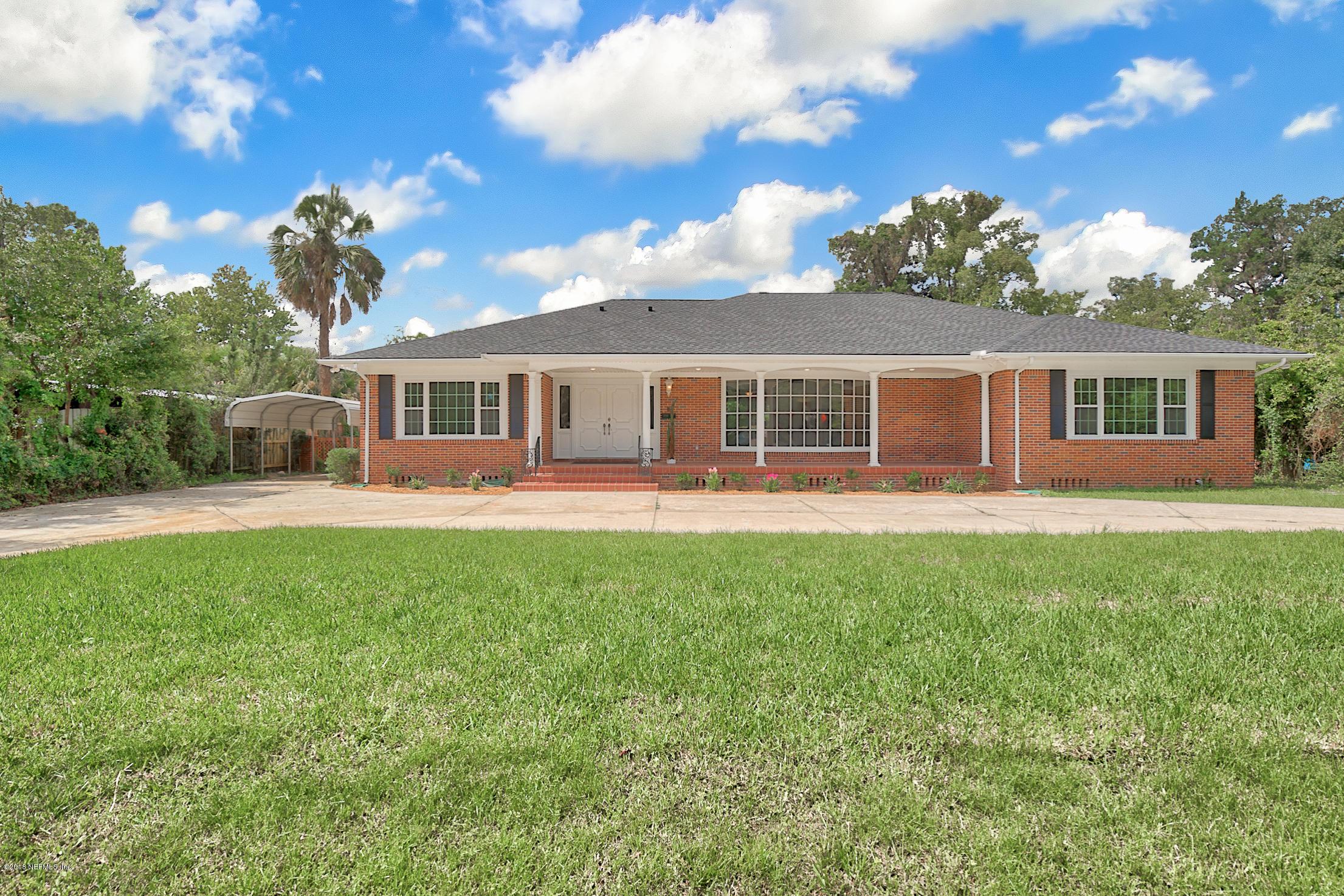 2330 HENDRICKS, JACKSONVILLE, FLORIDA 32207, 4 Bedrooms Bedrooms, ,4 BathroomsBathrooms,Residential - single family,For sale,HENDRICKS,956198