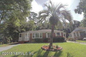 Photo of 1229 Stimson St, Jacksonville, Fl 32205 - MLS# 956632