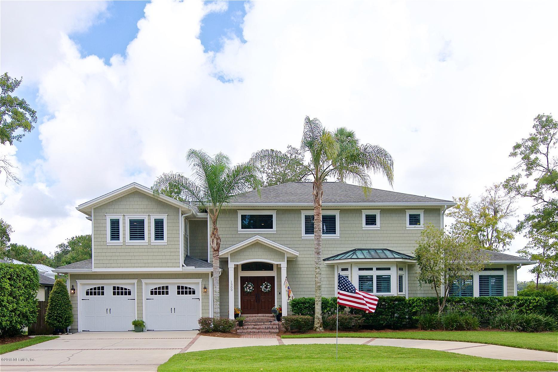 1309 FOREST, NEPTUNE BEACH, FLORIDA 32266, 5 Bedrooms Bedrooms, ,3 BathroomsBathrooms,Residential - single family,For sale,FOREST,956783