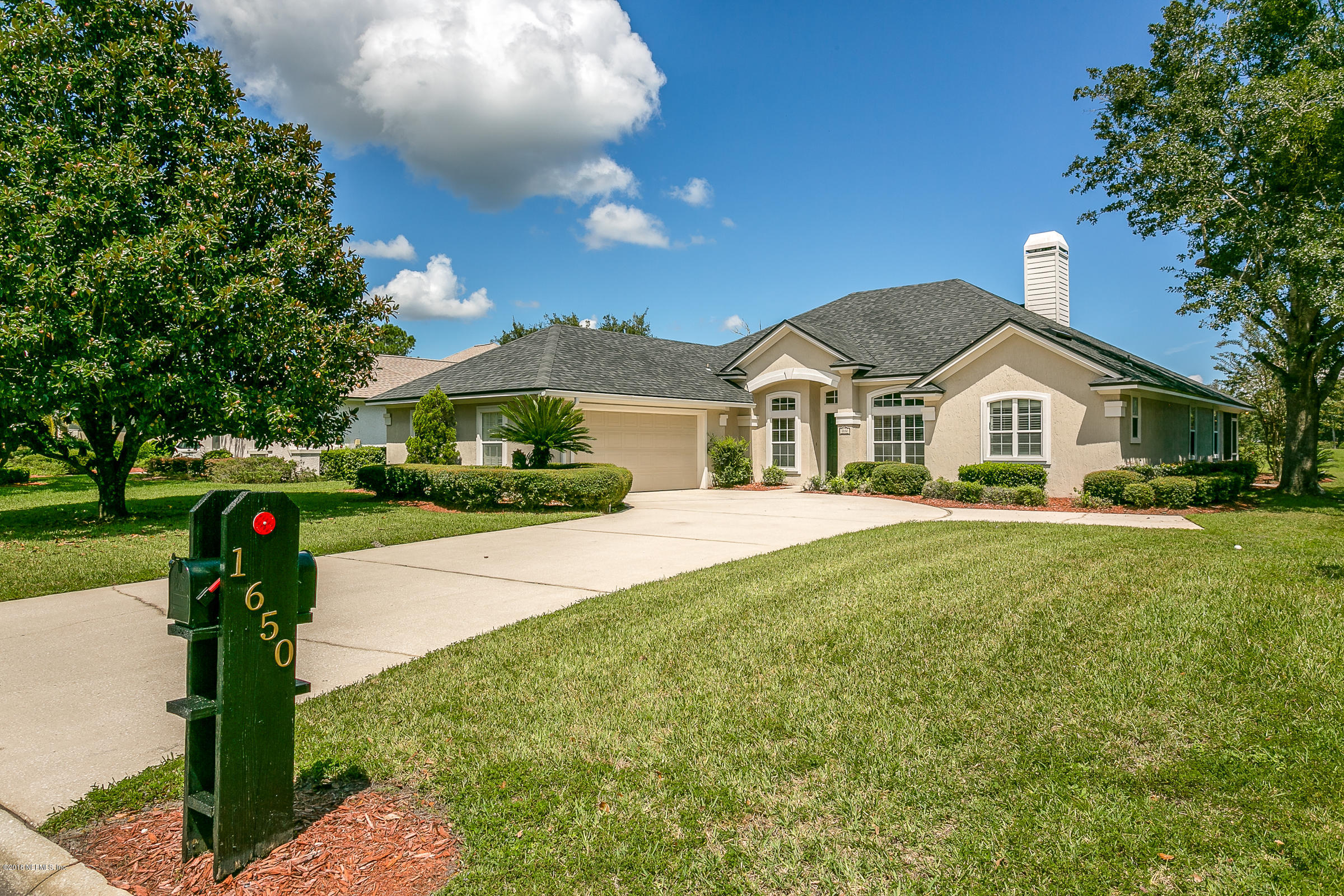1650 PEBBLE BEACH, GREEN COVE SPRINGS, FLORIDA 32043, 4 Bedrooms Bedrooms, ,2 BathroomsBathrooms,Residential - single family,For sale,PEBBLE BEACH,955183