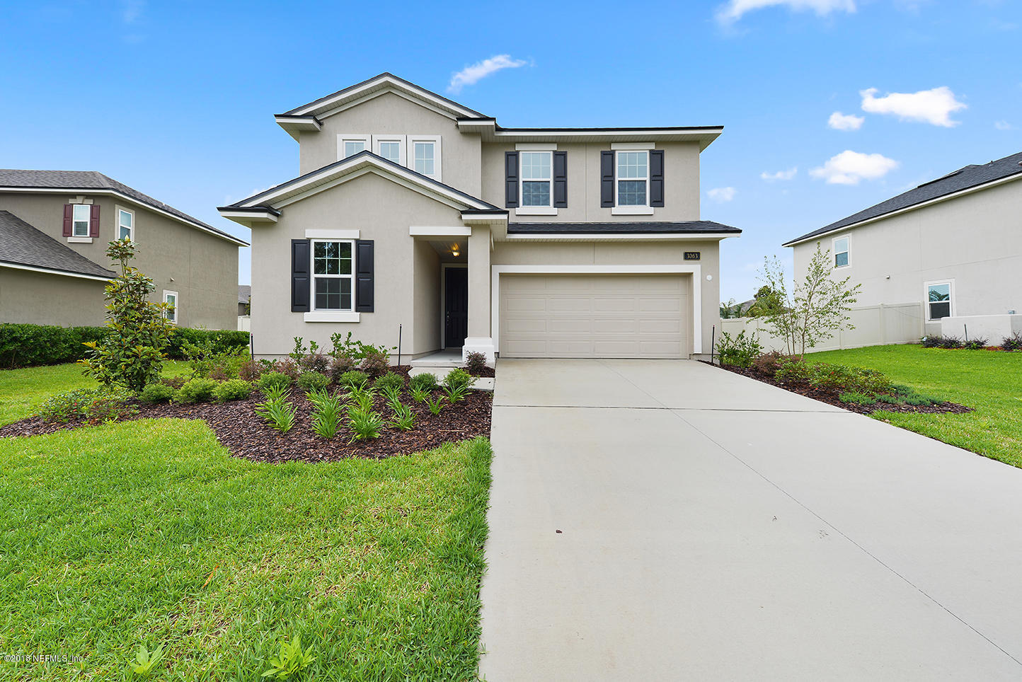 3063 PADDLE CREEK, GREEN COVE SPRINGS, FLORIDA 32043, 4 Bedrooms Bedrooms, ,3 BathroomsBathrooms,Residential - single family,For sale,PADDLE CREEK,956947