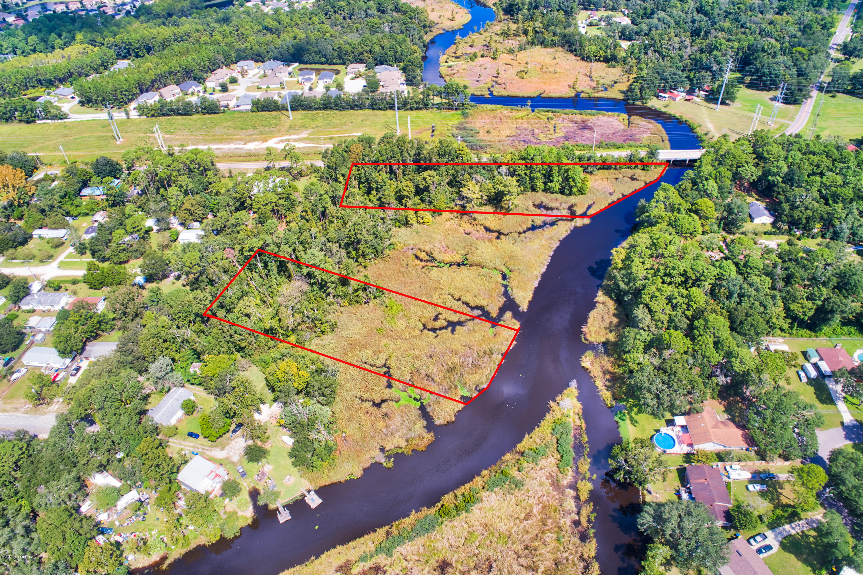 0 CREEK, JACKSONVILLE, FLORIDA 32218, ,Vacant land,For sale,CREEK,897580