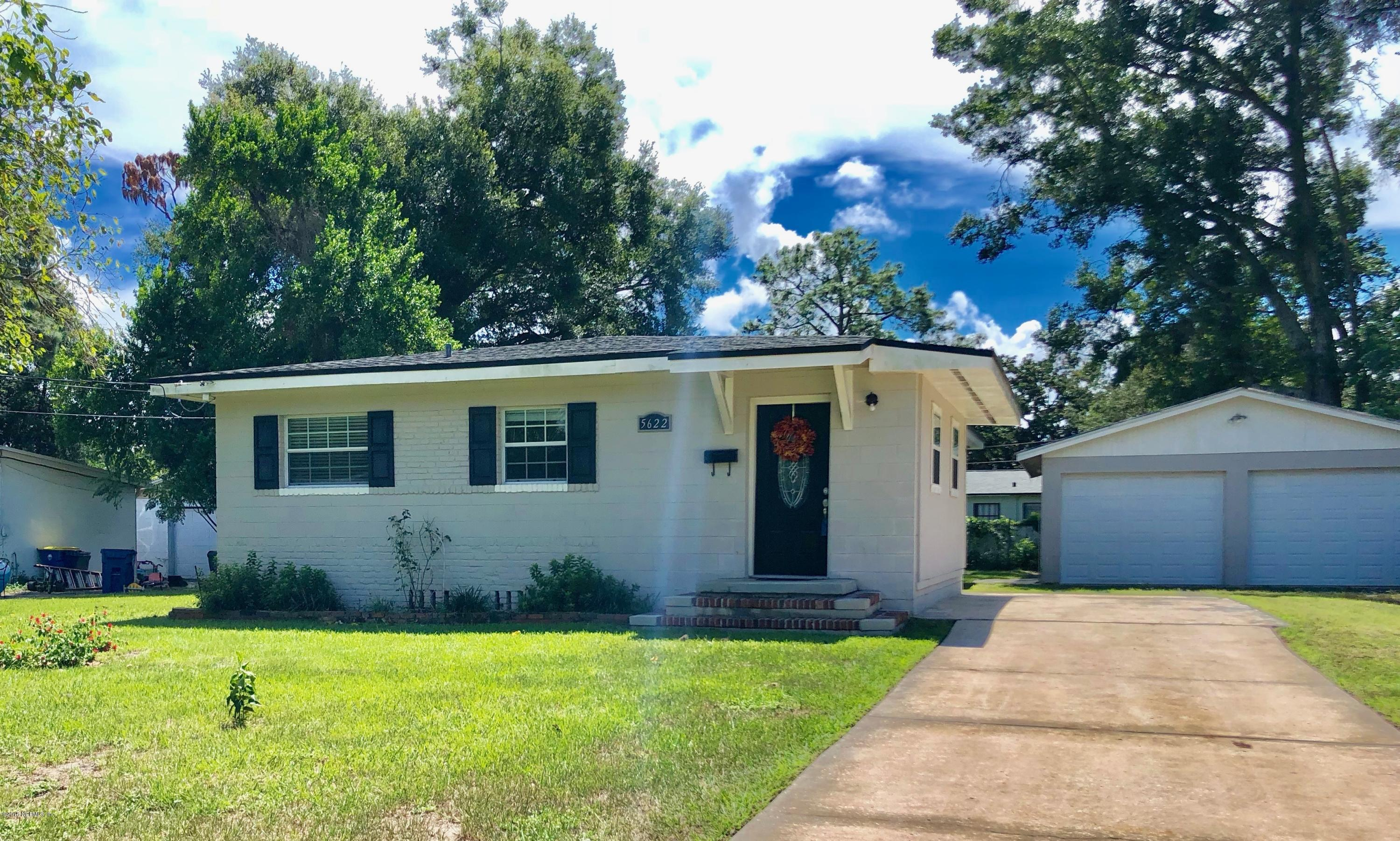 5622 COPPEDGE, JACKSONVILLE, FLORIDA 32277, 3 Bedrooms Bedrooms, ,2 BathroomsBathrooms,Residential - single family,For sale,COPPEDGE,956933