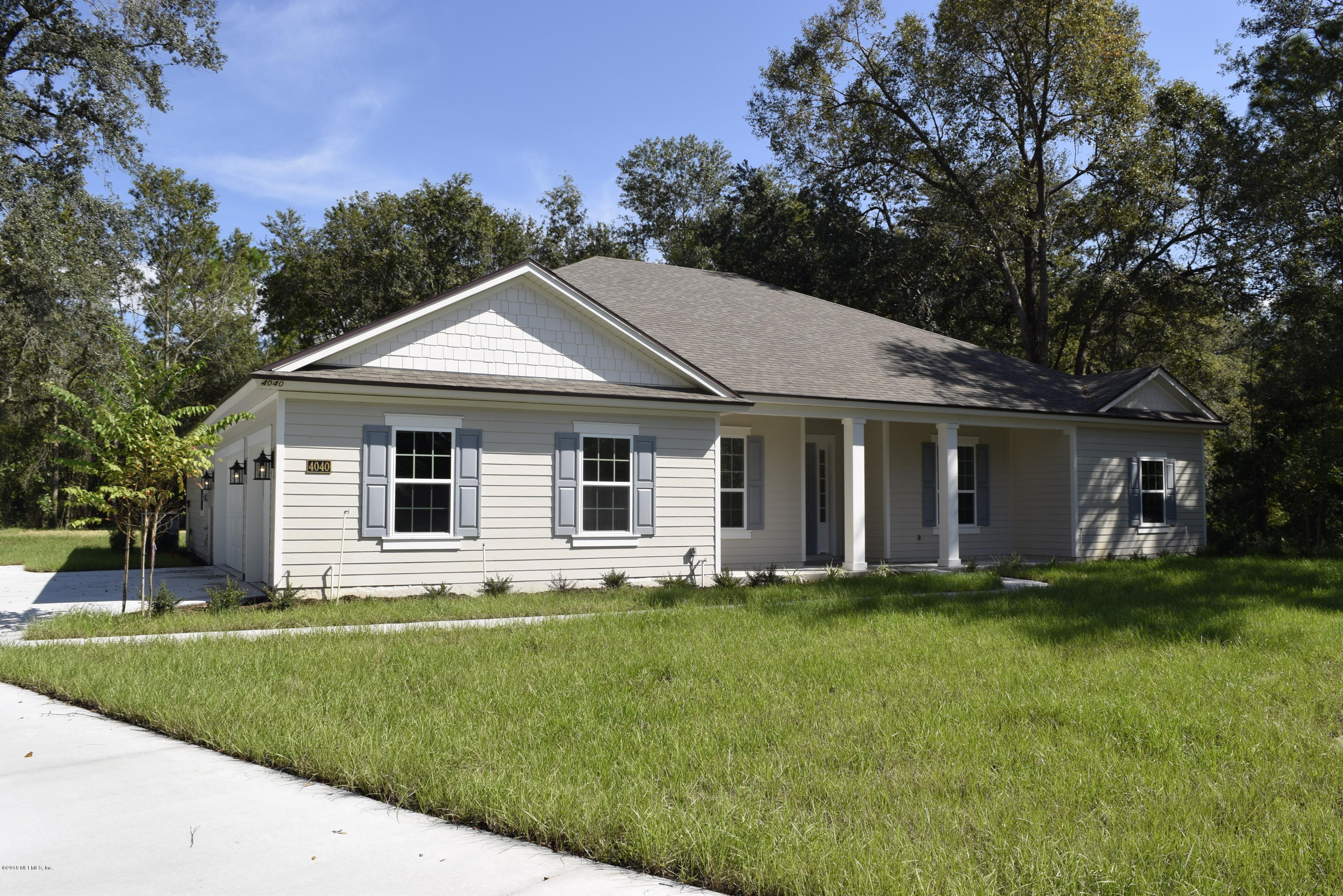 4040 OLD JENNINGS, MIDDLEBURG, FLORIDA 32068, 4 Bedrooms Bedrooms, ,3 BathroomsBathrooms,Residential - single family,For sale,OLD JENNINGS,923122