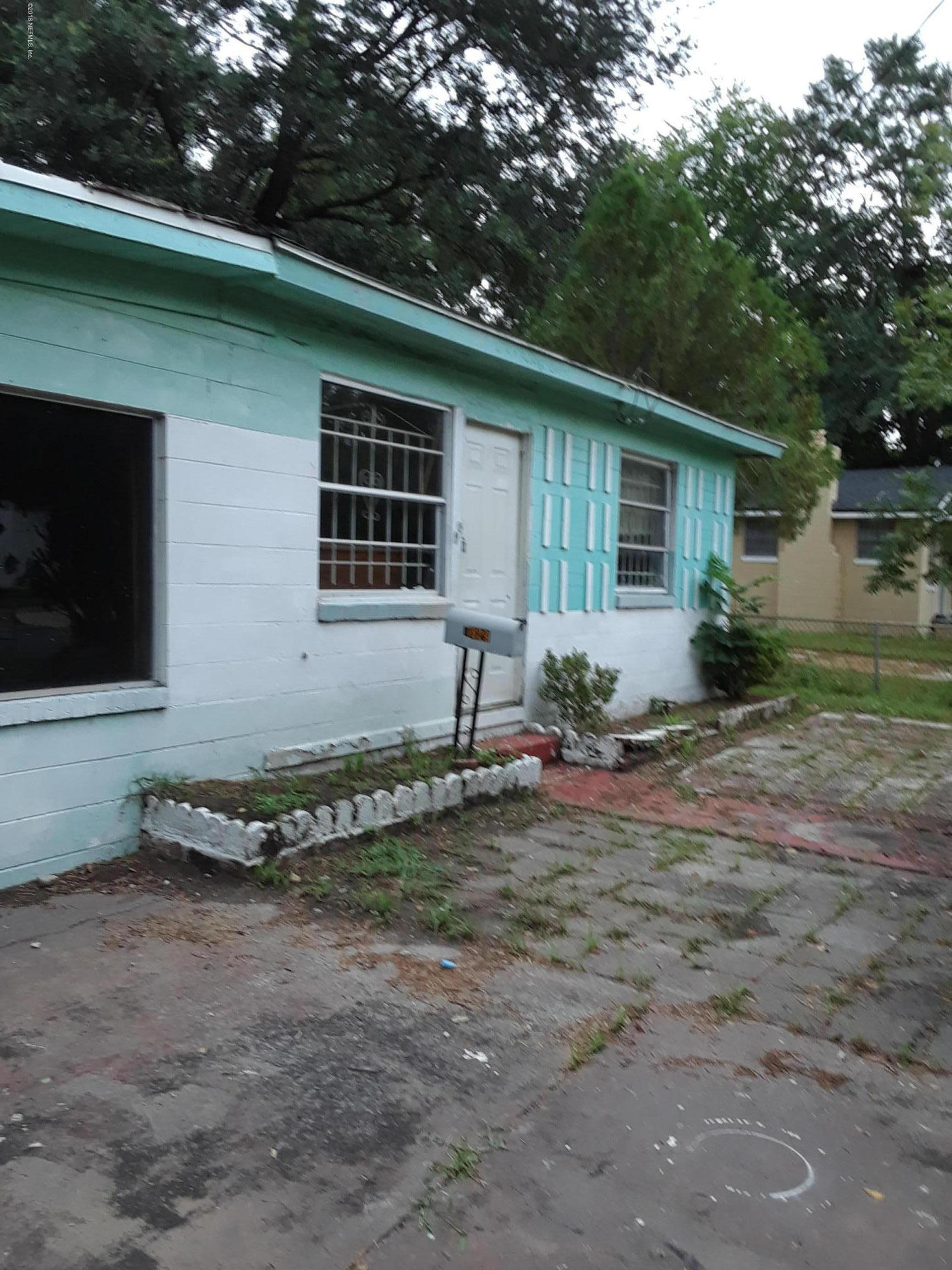 1829 11, JACKSONVILLE, FLORIDA 32209, 3 Bedrooms Bedrooms, ,1 BathroomBathrooms,Residential - single family,For sale,11,940171