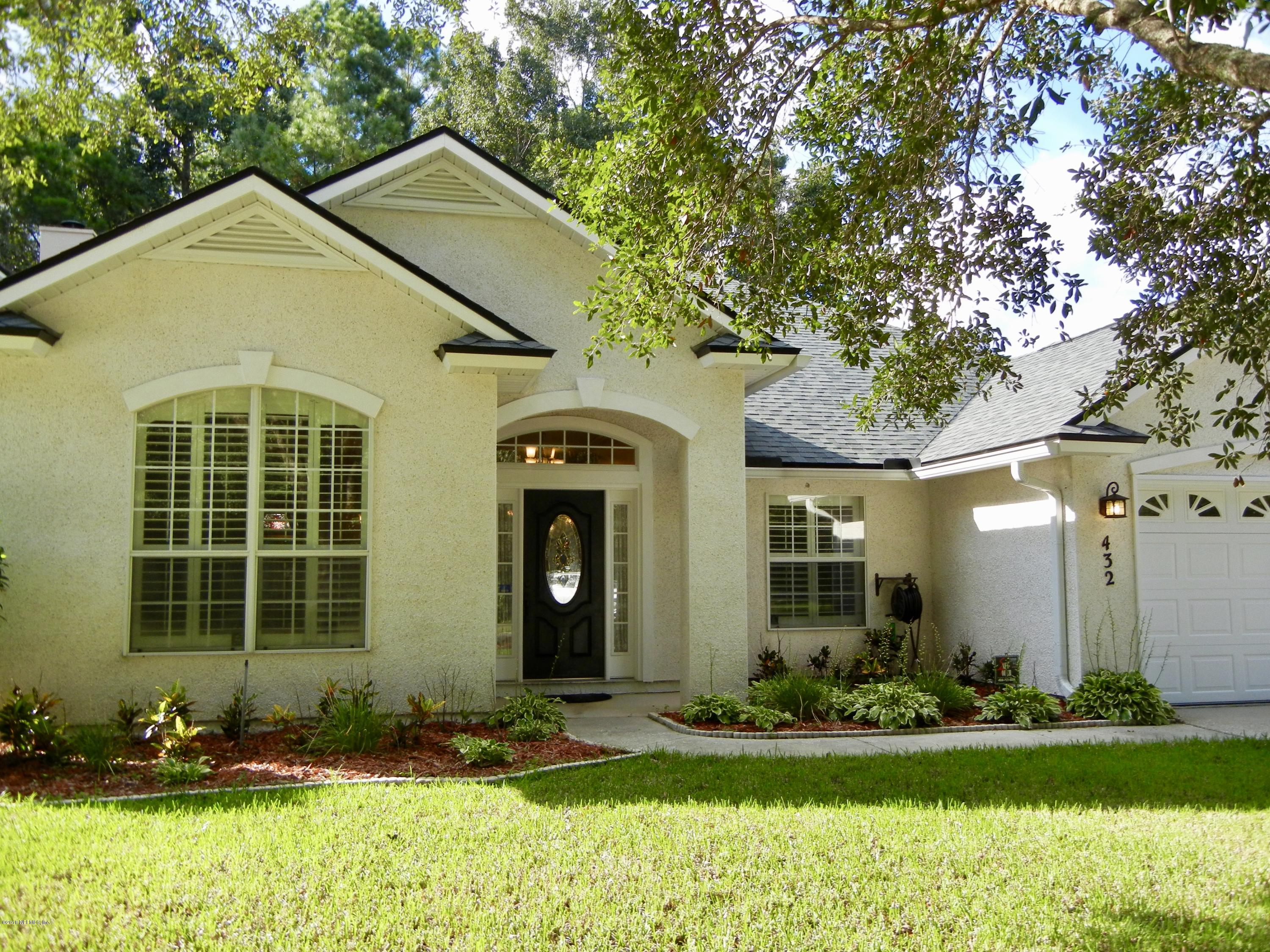 432 BUCK BOARD, JACKSONVILLE, FLORIDA 32259, 4 Bedrooms Bedrooms, ,3 BathroomsBathrooms,Residential - single family,For sale,BUCK BOARD,957607