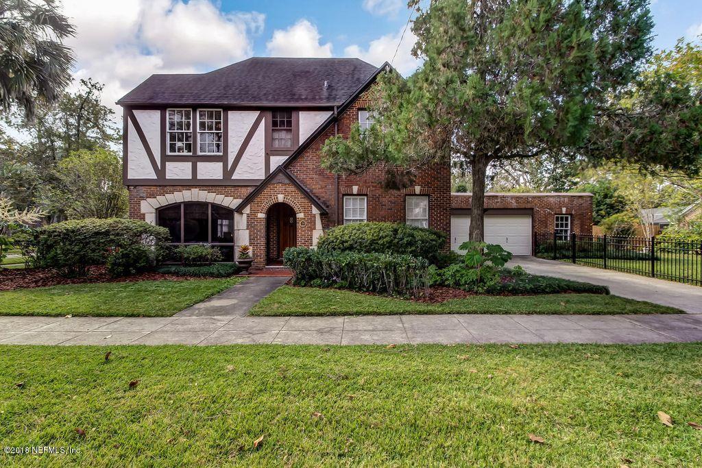 1260 EDGEWOOD, JACKSONVILLE, FLORIDA 32205, 4 Bedrooms Bedrooms, ,2 BathroomsBathrooms,Residential - single family,For sale,EDGEWOOD,957654