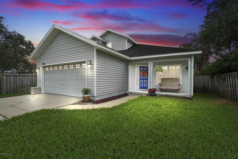 2450 PULLIAN, JACKSONVILLE BEACH, FLORIDA 32250, 3 Bedrooms Bedrooms, ,2 BathroomsBathrooms,Residential - single family,For sale,PULLIAN,956639