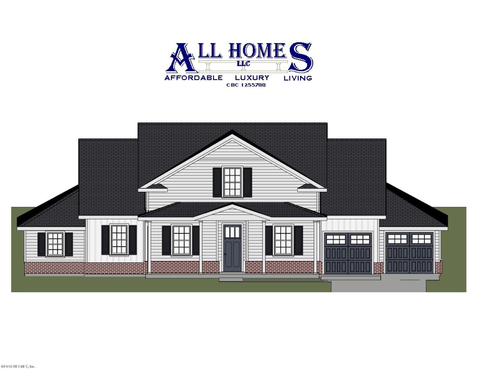 1868 ORANGE COVE, JACKSONVILLE, FLORIDA 32259, 4 Bedrooms Bedrooms, ,3 BathroomsBathrooms,Residential - single family,For sale,ORANGE COVE,958169