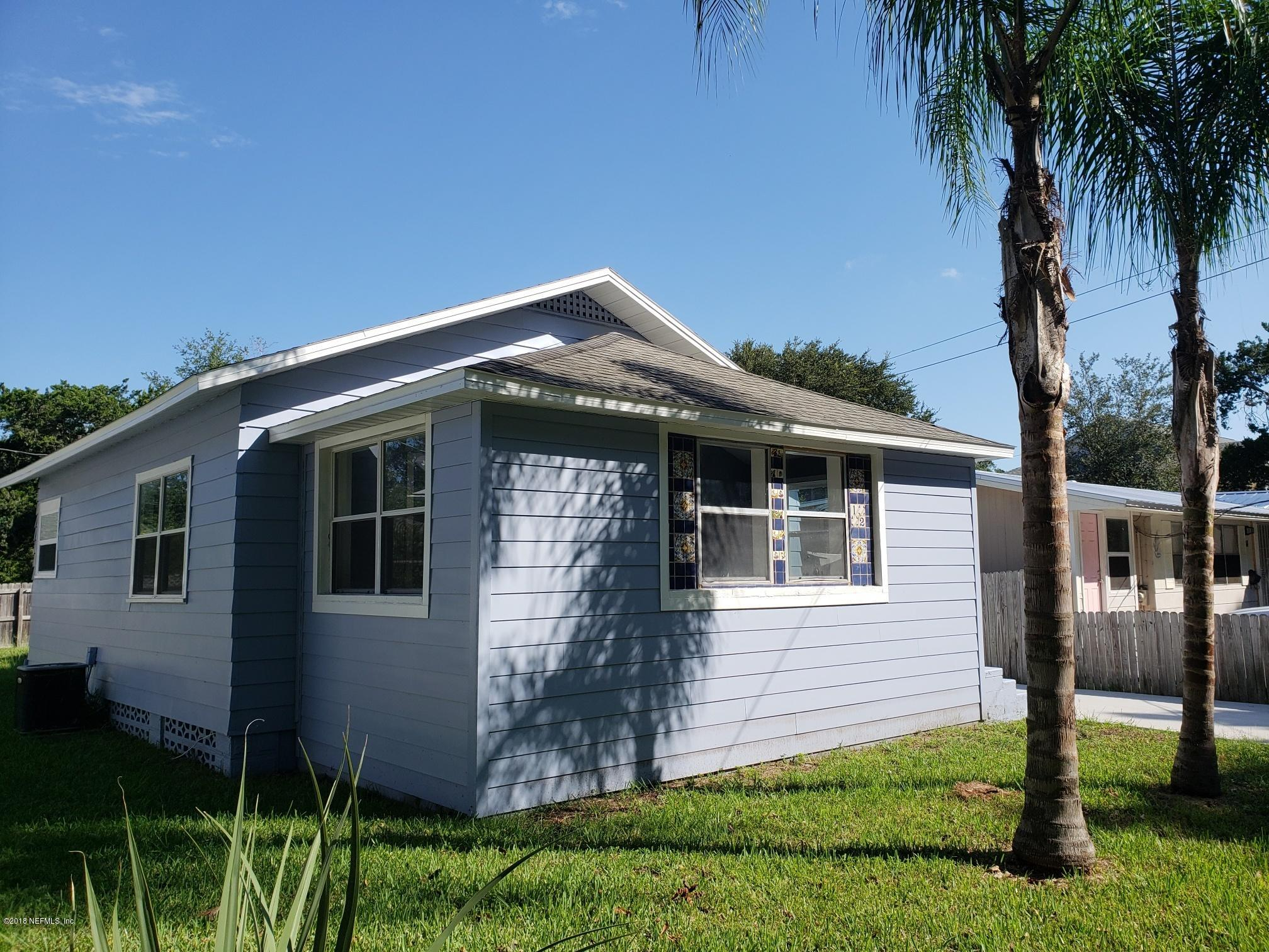 12 HYBISCUS, ST AUGUSTINE, FLORIDA 32084, 2 Bedrooms Bedrooms, ,1 BathroomBathrooms,Residential - single family,For sale,HYBISCUS,958187