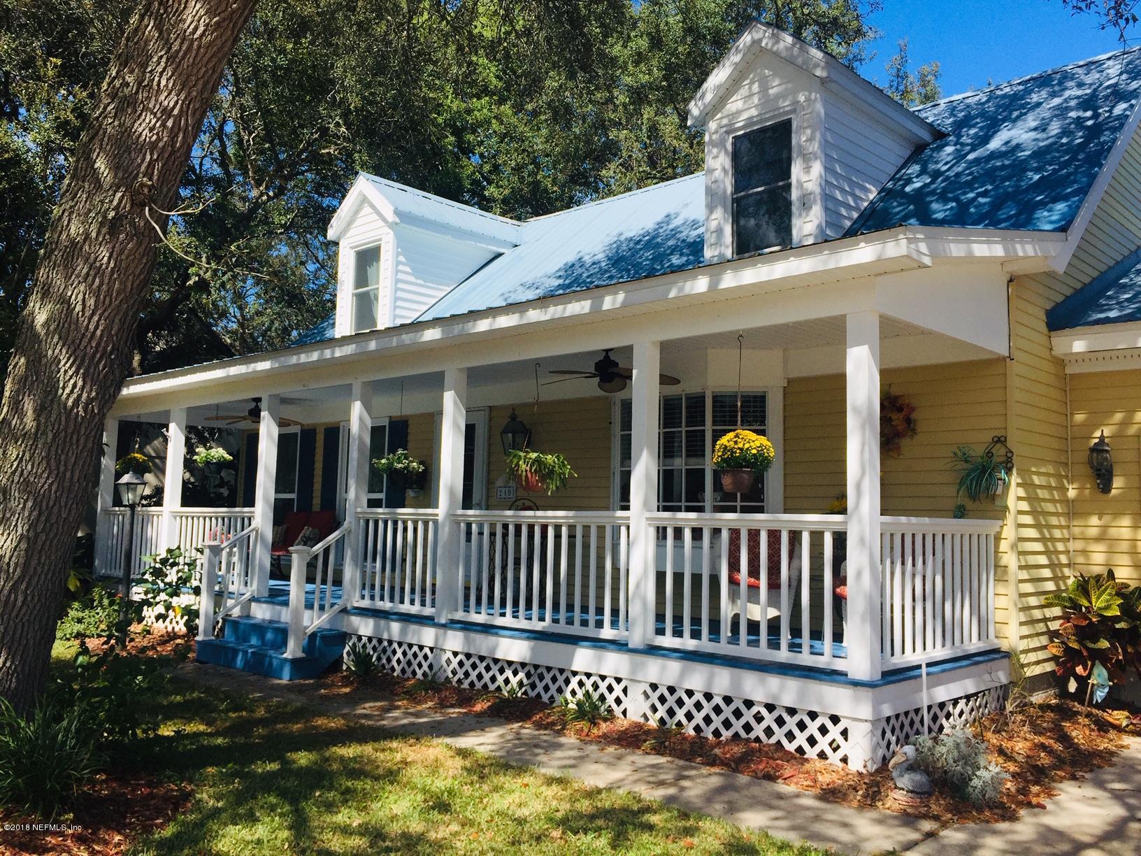 249 BONITA, ST AUGUSTINE, FLORIDA 32086, 4 Bedrooms Bedrooms, ,2 BathroomsBathrooms,Residential - single family,For sale,BONITA,959618