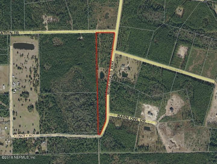 1 WIREGRASS, CALLAHAN, FLORIDA 32011, ,Vacant land,For sale,WIREGRASS,959278