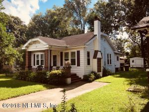 Avondale Property Photo of 3216 Remington St, Jacksonville, Fl 32205 - MLS# 959258